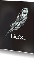 Ansichtkaarten - Ansichtkaart Liefs PA