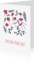 Bedankkaartjes - bedank-speciaal voor jou-KK