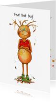 Beterschapskaarten - Beterschapskaart Beat that bug!