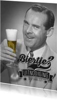 Uitnodigingen - Biertje?-isf
