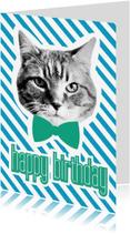 Verjaardagskaarten - Brandal bow
