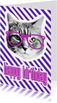 Verjaardagskaarten - Brandal Happy Birthday
