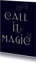 Liefde kaarten - Call it Magic