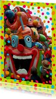 Carnavalskaarten - Carnavalskaart Carnavalsoptocht