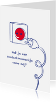 Zomaar kaarten - CliniClowns - Contactmomentje