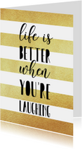 Coachingskaarten - Coaching life is better