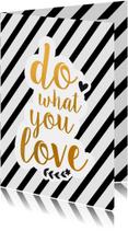 Coachingskaarten - Coachingskaart do what you love