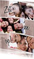 Coachingskaarten - Collage Zet 'm op! - BK