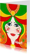 Carnavalskaarten - FACES alaaf