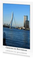 Vakantiekaarten - Groeten uit Rotterdam IV