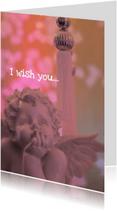 Nieuwjaarskaarten - I wish you...
