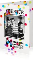 Jubileumkaarten - Jubileumkaart trouwdag 12 & half