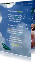Verjaardagskaarten - Kanariepiet Lied