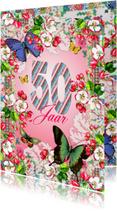 Verjaardagskaarten - KendieKaart-50-Mix&Match