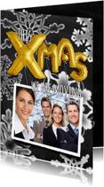 Kerstkaarten - Kerst verhuiskaart 2018 - OT