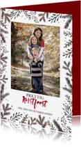 Kerstkaarten - Kerstkaart botanisch