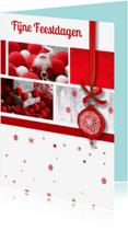 Kerstkaarten - Kerstkaart CliniClowns Santa