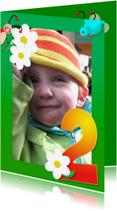 Kinderfeestjes - Kinderfeest fotokaders 2 jaar