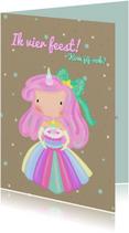 Kinderfeestjes - Kinderfeest Prinses Unicorn