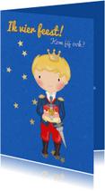 Kinderfeestjes - Kinderfeest Prinsje Zwaard