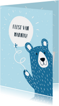 Kinderfeestjes - Kinderfeestje Blauwe Beer