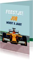 Kinderfeestjes - Kinderfeestje Formule 1