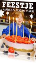 Kinderfeestjes - Kinderfeestje foto jongen