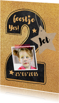 Kinderfeestjes - Kinderfeestje goud Jana 2