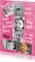 Kinderfeestjes - Kinderfeestje meisje 1 jaar van foto's