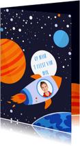 Kinderfeestjes - Kinderfeestje Space