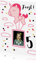 Kinderfeestjes - Kinderfeestje unicorn foto
