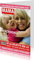 Moederdag Tijdschrift liefste Mama