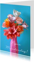 Moederdag kaarten - moederdagkaart