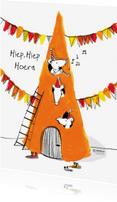 Kinderkaarten - Muizen felicitatiekaart