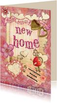 Uitnodigingen - New Home Invite House Warming - SG