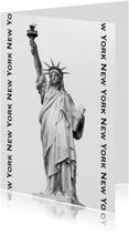Vakantiekaarten - New York