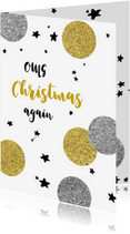 Kerstkaarten - OMG Christmas again - OT