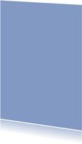 Blanco kaarten - Paars staand enkel