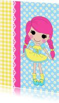 Verjaardagskaarten - Pimp-it Doll Cato