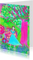 Kunstkaarten - Secret Garden