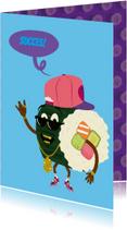 Succes kaarten - Succes Funny Food Sushi
