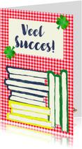 Succes kaarten - Succes kaart examen PA