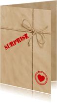 Trouwkaarten - Surprise-isf