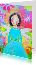 Kinderkaarten - Sweet little angel