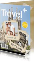 Vakantiekaarten - Tijdschrift kaart Vakantie 1LS3