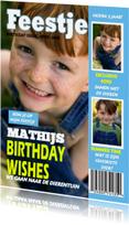 Kinderfeestjes - Tijdschrift kinderfeest Jongen