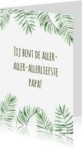 Vaderdag kaarten - Vaderdag kaart