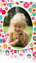 Verjaardagskaarten - Verjaardagskaart Fotokader Feest