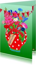 Verjaardagskaarten - Verjaardagskaart Stip PA