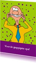 Opa & Omadag kaarten - Voor de grappigste opa